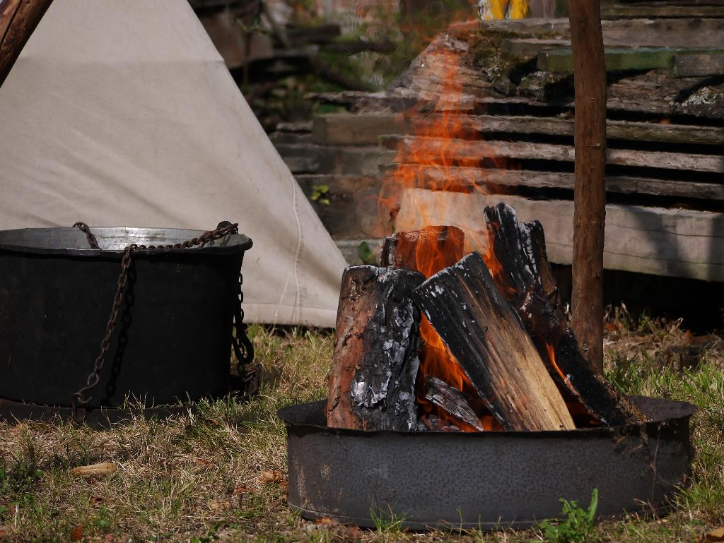 Küchenfeuer